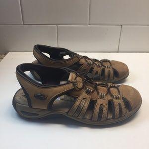 Dr. Scholls Womens Sz/8.5  Natural Sport Sandal